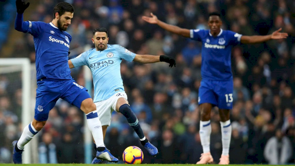 Football Prediction: Everton vs Man City